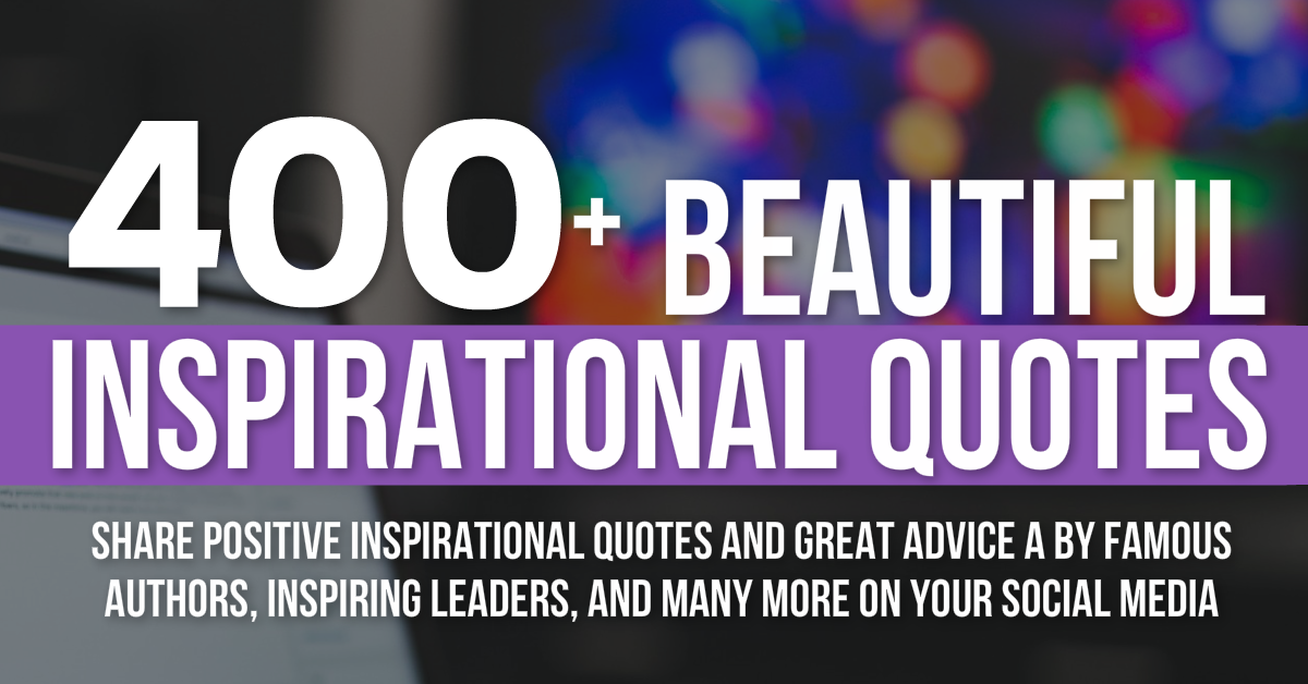 60inspirationalquotesforsocialmediapurple TLC For Coaches Best Quotes About Social Media
