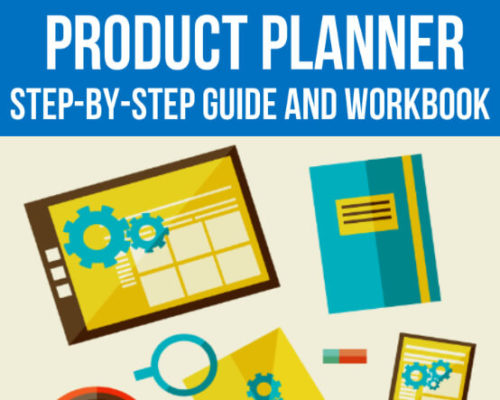 Product Planner - Step-by-Step Guide and Workbook
